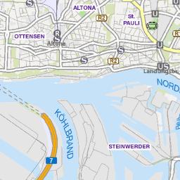 Blitzer Karte.Radarfallen Starenkasten Blitzer Hamburg Hamburg De