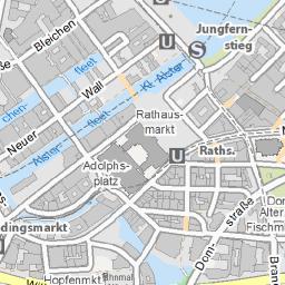 hamburg karte hotels Hotel Hamburg Zentrum   hamburg.de